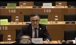 Embedded thumbnail for Ramon Tremosa pregunta al comissari Dombrovskis a l'ECON Committee